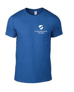 Technisch Heren Shirt Schoonhovens College