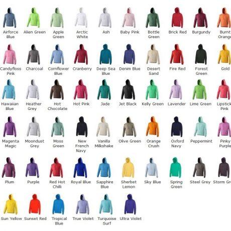 Kleuren Hoodies Heren