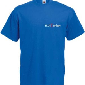 Heren Shirt Elde College