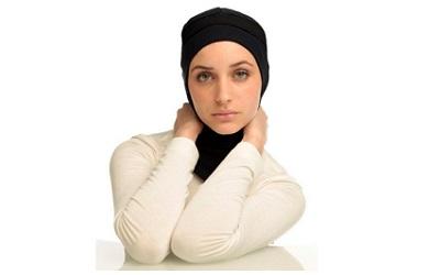 Hijab Zwart