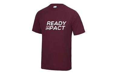 Shirt Burgundy RFI