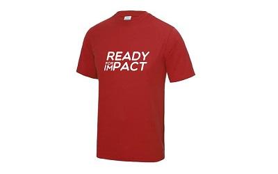 Shirt Rood RFI