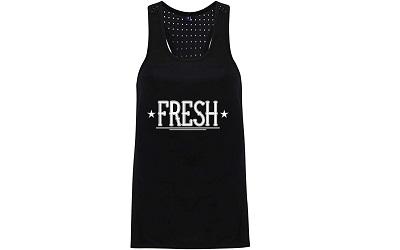 Tank Fresh Tekst
