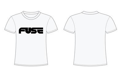 20201102 Wit Shirt FUSE TEKST
