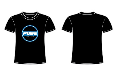 20201102 ZWART Shirt FUSE DANCE