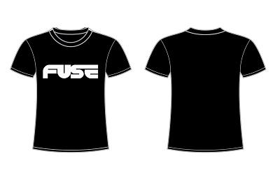 20201102 ZWART Shirt FUSE Tekst