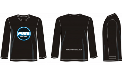 20201110 Sweater LS FUSE Dance Zwart